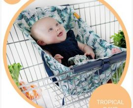 SHOPPING CART HAMMOCK – TROPICAL DAYS
